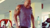 The Rock Shares Trap Workout Video