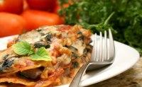 Mushroom and Turkey Lasagna