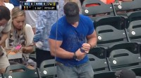 Grip Training Can Help Guys Open Water Bottles at Baseball Games
