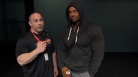 Frank McGrath After Taking 4th at the 2013 Toronto Pro