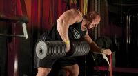 Go Extra Heavy with Kroc Rows