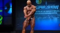 Mark Dugdale 2013 Toronto Pro Posing Routine