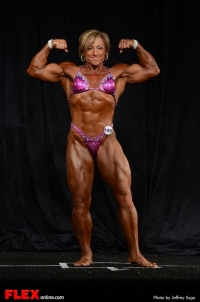Wendy Watson - Women's BB Heavyweight 35+ - 2013 North Americans