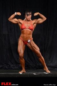Amanda Aivaliotis - Women's BB Heavyweight 35+ - 2013 North Americans