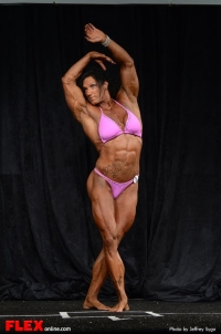 Robin Hillis -  Women's BB Heavyweight 35+ - 2013 North Americans
