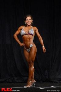 Danyelle Mastarone - Figure A - 2013 North Americans