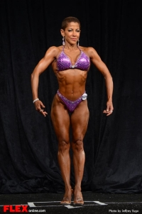 Lisandra McGrath - Figure A - 2013 North Americans