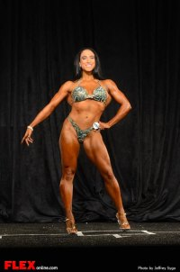 Natalie Graziano - Fitness A - 2013 North Americans