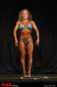 Danielle Chikeles - Fitness A - 2013 North Americans