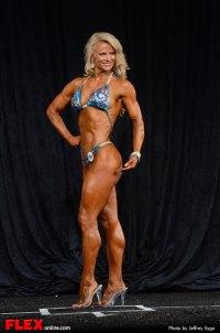 Gloria Mohninger-Alberta - Fitness A - 2013 North Americans