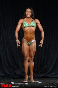 Nicolette Spencer - Fitness A - 2013 North Americans