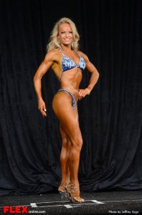 Kimberly Stroup - Fitness B - 2013 North Americans
