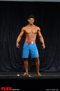 Mike Balan - Men's Physique A - 2013 North Americans