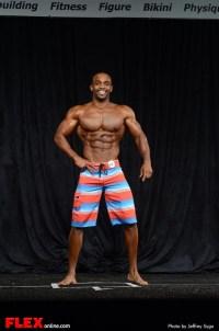 Ryan Hinton - Men's Physique B - 2013 North Americans