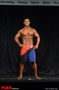 John Gioffre - Men's Physique C - 2013 North Americans