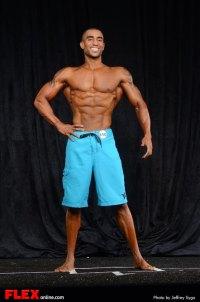 Duane Brickhouse - Men's Physique D - 2013 North Americans