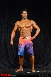 Lorenzo Orozco - Men's Physique D - 2013 North Americans