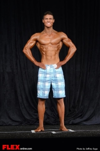 Corey Saba - Men's Physique F - 2013 North Americans