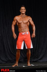 Stephen Talamo - Men's Physique E 35+ - 2013 North Americans