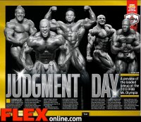 Judgment Day - A 2013 Olympia Preview!