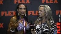 Adela Garcia 8X Fitness Olympia Champ!