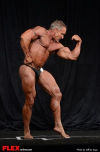 Chuck Carter - Men Middleweight +50 - 2013 North American Championships