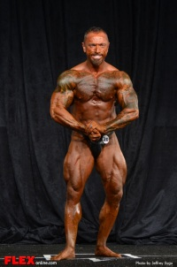 Allen Sizemore - Men Welterweight +35 - 2013 North American Championships