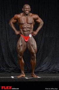 Julius Page - Men Heavyweight +35 - 2013 North American Championships
