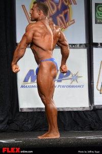 Mike Gritti - Men Light- Heavyweight Open - 2013 North American Championships