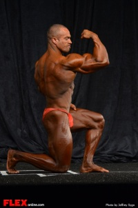 Alejandro Cambronero - Men Light- Heavyweight Open - 2013 North American Championships