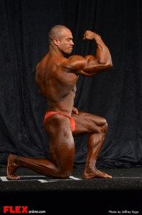 Alejandro Cambronero - Men Light- Heavyweight Open - 2013 North American Championships