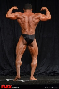 Omar Bautista - Men Light- Heavyweight Open - 2013 North American Championships