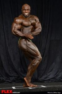 Akim Williams - Men Super Heavyweight Open - 2013 North American Championships