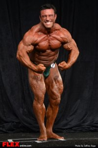 Blair Mone - Men Super Heavyweight Open - 2013 North American Championships