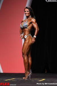 Kati Alander - Figure Olympia - 2013 Mr. Olympia