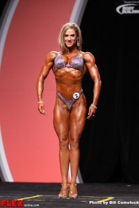Dana Ambrose - Figure Olympia - 2013 Mr. Olympia