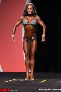 Swann Cardot - Figure Olympia - 2013 Mr. Olympia