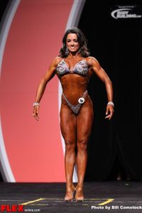 Heather Dees - Figure Olympia - 2013 Mr. Olympia