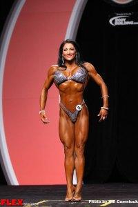 Candice Keene - Figure Olympia - 2013 Mr. Olympia