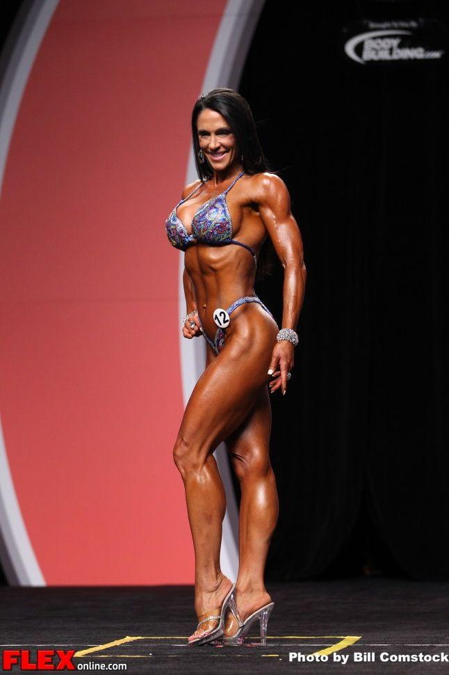 Kimberly Sheppard - Figure Olympia - 2013 Mr. Olympia