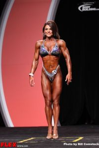Ann Titone - Figure Olympia - 2013 Mr. Olympia
