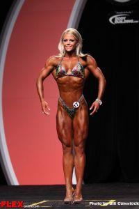 Nicole Wilkins - Figure Olympia - 2013 Mr. Olympia