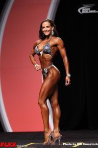 Erin Stern - Figure Olympia - 2013 Mr. Olympia