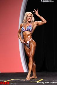 Tamee Marie - Women's Physique Olympia - 2013 Mr. Olympia