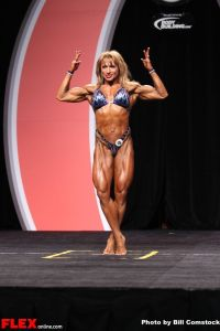 Karina Nascimento - Women's Physique Olympia - 2013 Mr. Olympia