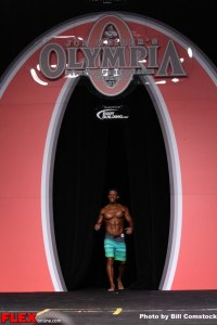Matthew Acton - Mens Physique Olympia - 2013 Mr. Olympia