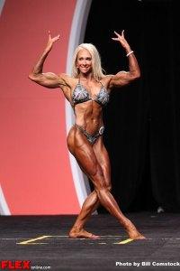 Mindi O'Brien - Women's Physique Olympia - 2013 Mr. Olympia
