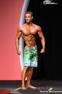 Alexandre Carneiro - Mens Physique Olympia - 2013 Mr. Olympia