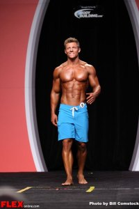 Stephen Cook - Mens Physique Olympia - 2013 Mr. Olympia