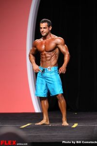 Stephen Mass - Mens Physique Olympia - 2013 Mr. Olympia
